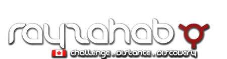 Ray Zahab Logo