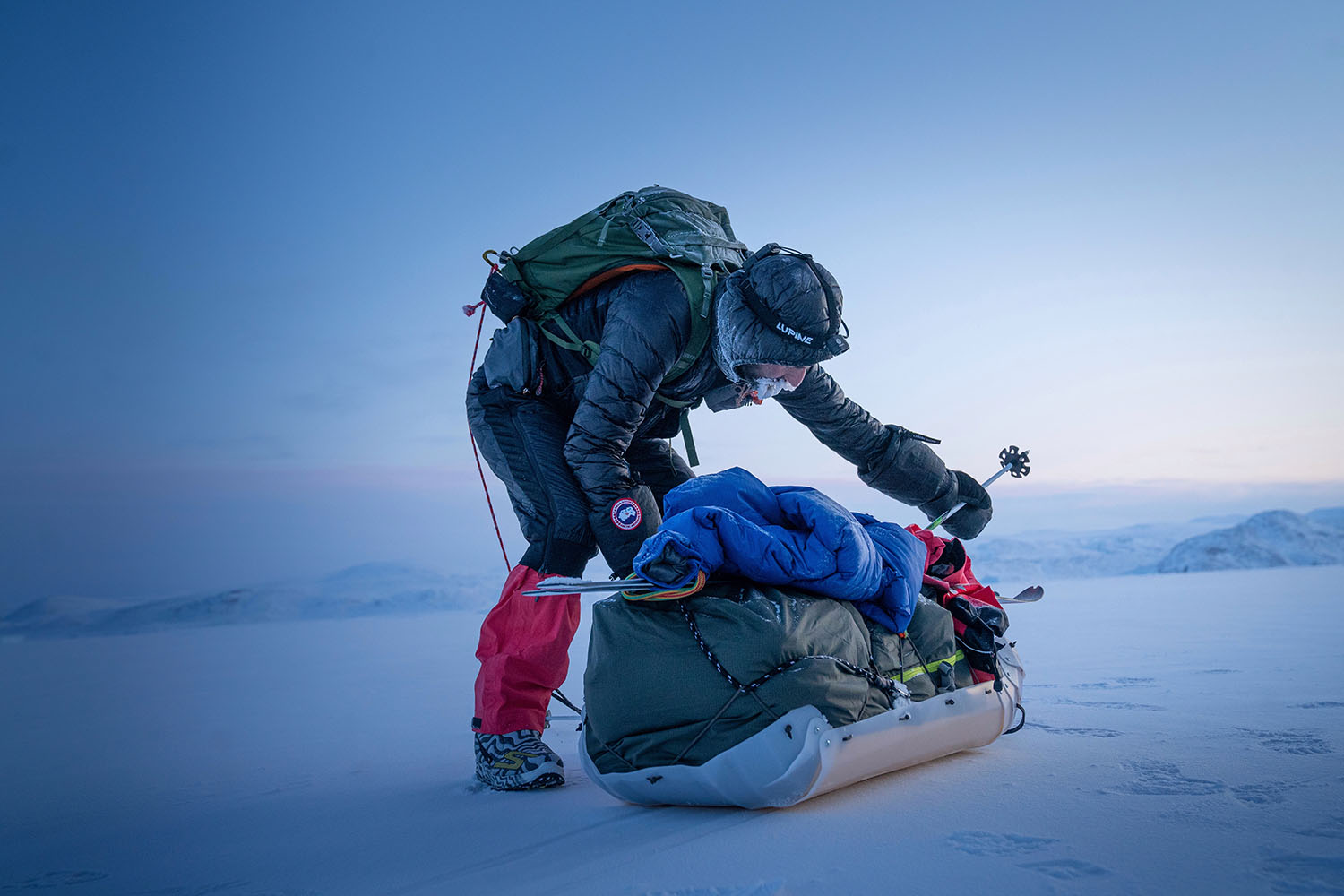 Arctic Solo Expedition 2020